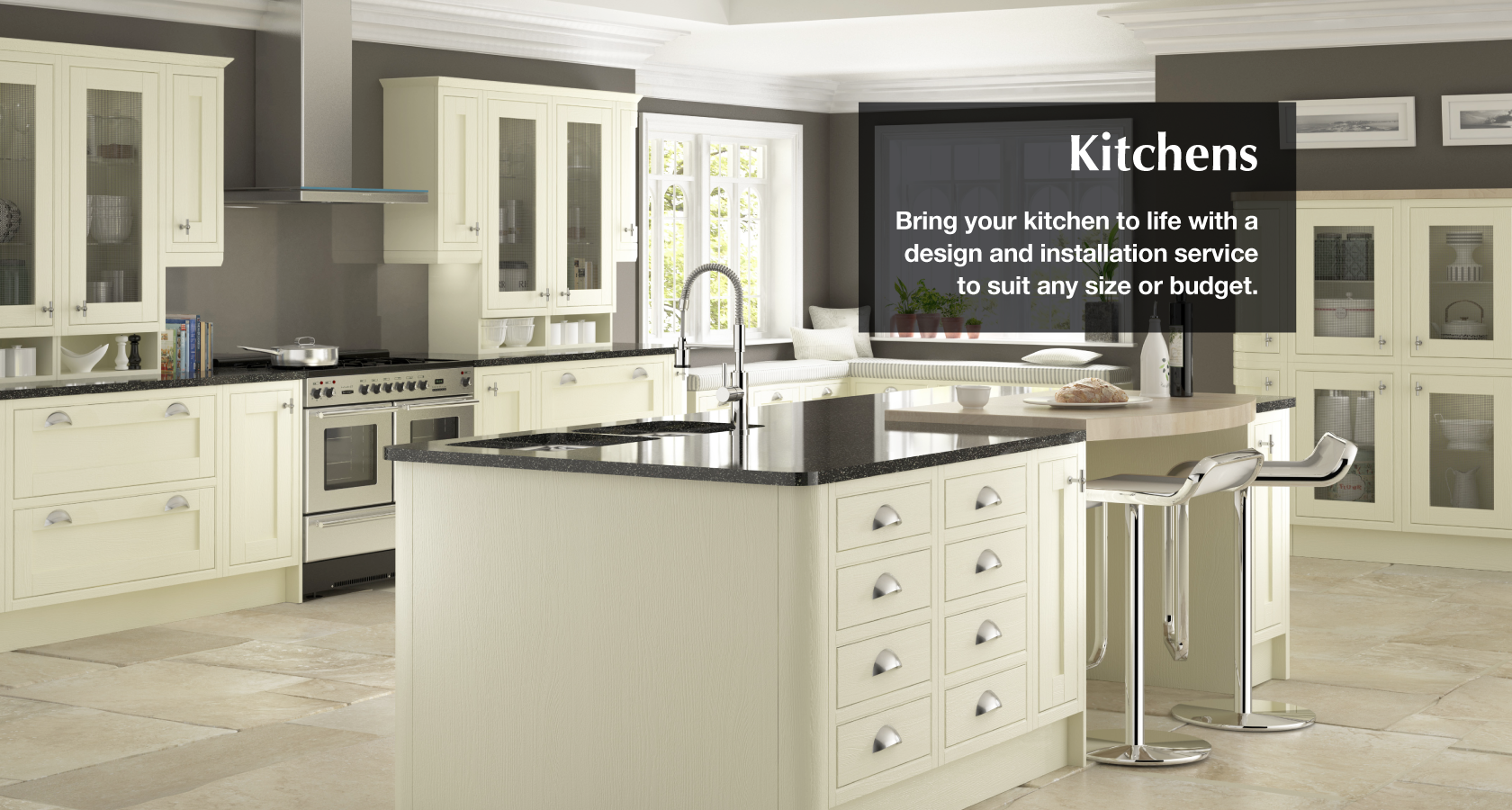 Symphony Kitchens Chesterfield