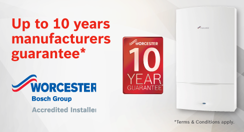 Worcester Boiler Guarantee Chesterfield